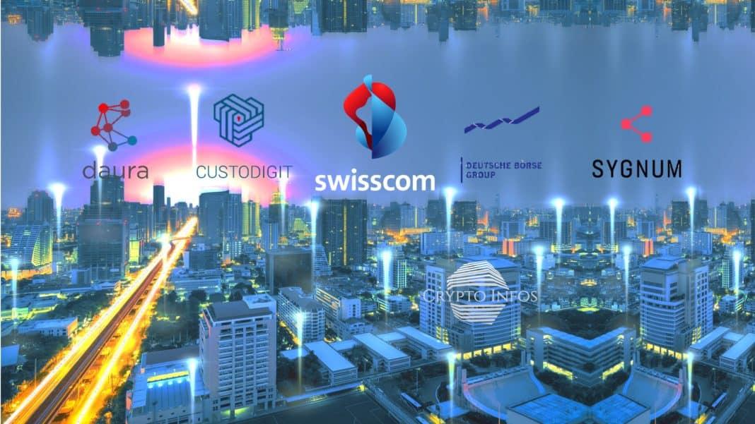 Swisscom Sygnum Custodigit