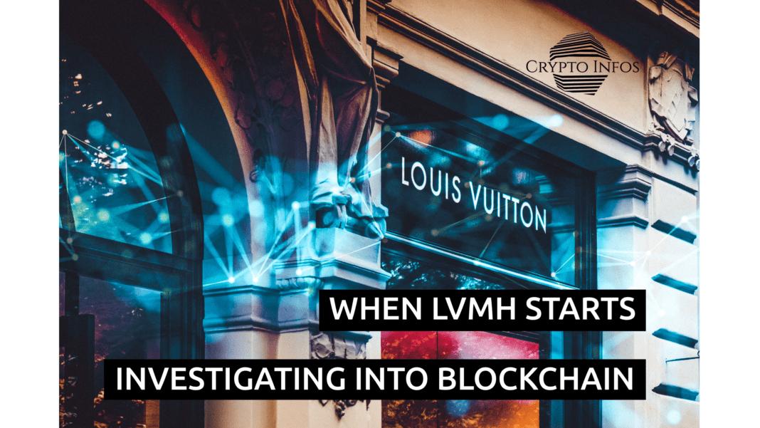 LVMH x Blockchain