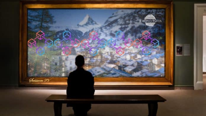 Swisscom TV Blockchain