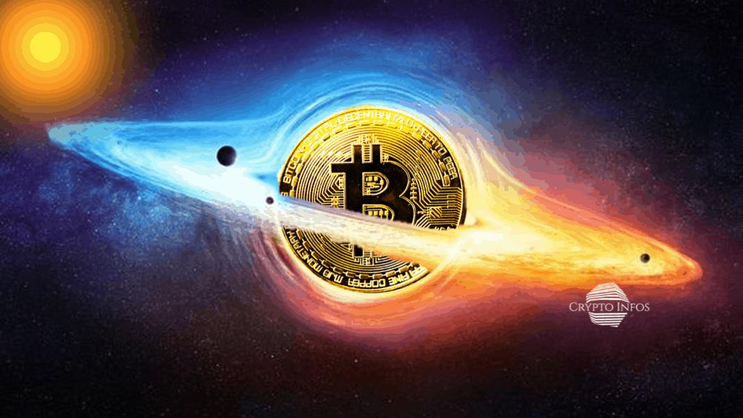 Bitcoin The new digital Black Hole of the Century